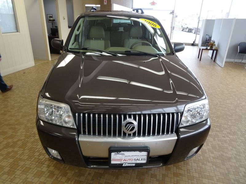 2006 Mercury Mariner for sale at Redefined Auto Sales in Skokie IL