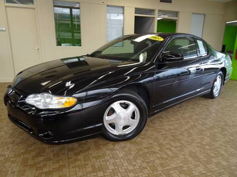 2003 Chevrolet Monte Carlo for sale at Redefined Auto Sales in Skokie IL