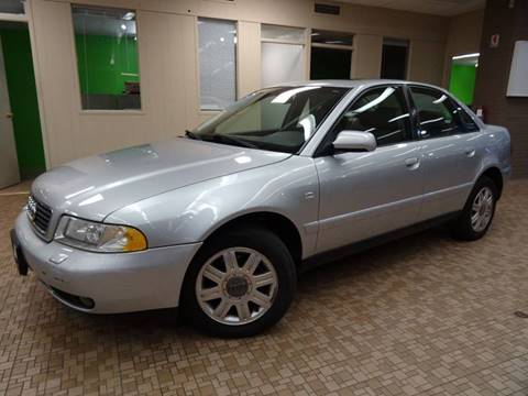 2000 Audi A4 for sale at Redefined Auto Sales in Skokie IL