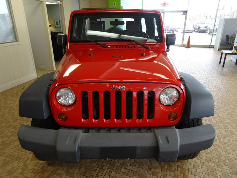 2009 Jeep Wrangler Unlimited for sale at Redefined Auto Sales in Skokie IL