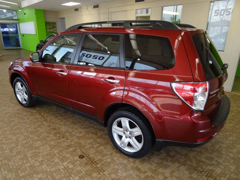 2010 Subaru Forester for sale at Redefined Auto Sales in Skokie IL