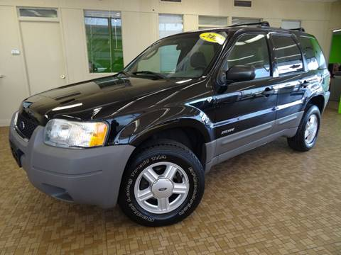 2002 Ford Escape for sale at Redefined Auto Sales in Skokie IL