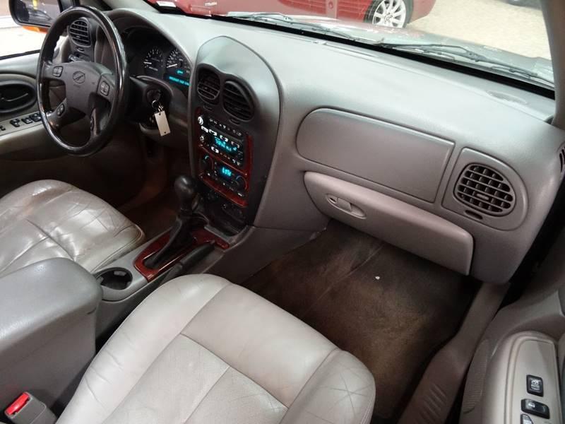 2002 Oldsmobile Bravada for sale at Redefined Auto Sales in Skokie IL