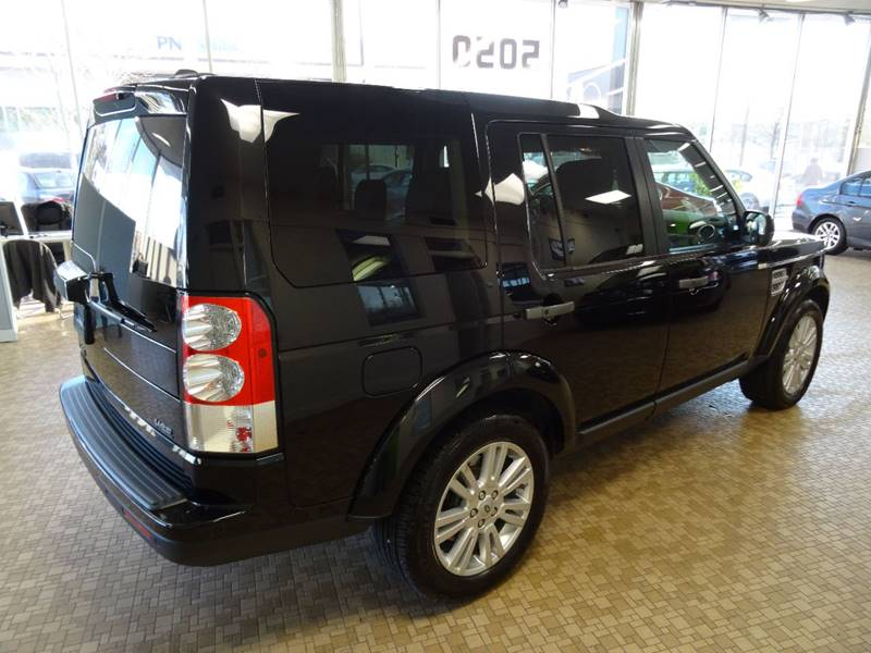 2012 Land Rover LR4 for sale at Redefined Auto Sales in Skokie IL