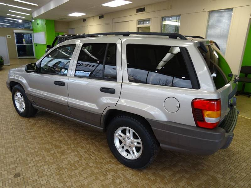 2003 Jeep Grand Cherokee for sale at Redefined Auto Sales in Skokie IL