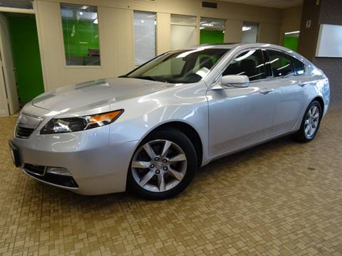 2013 Acura TL for sale at Redefined Auto Sales in Skokie IL