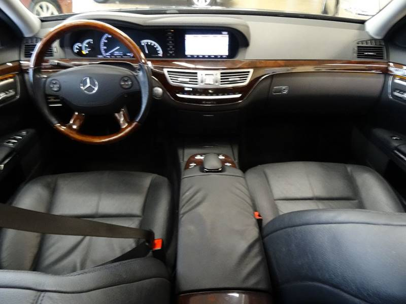 2009 Mercedes-Benz S-Class for sale at Redefined Auto Sales in Skokie IL