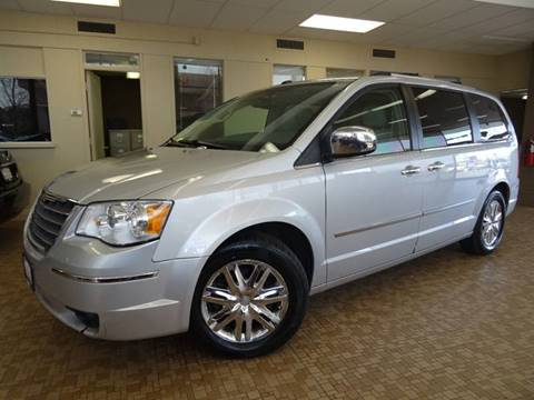 2009 Chrysler Town and Country for sale at Redefined Auto Sales in Skokie IL