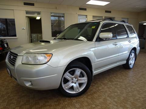 2007 Subaru Forester for sale at Redefined Auto Sales in Skokie IL