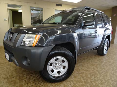 2007 Nissan Xterra for sale at Redefined Auto Sales in Skokie IL