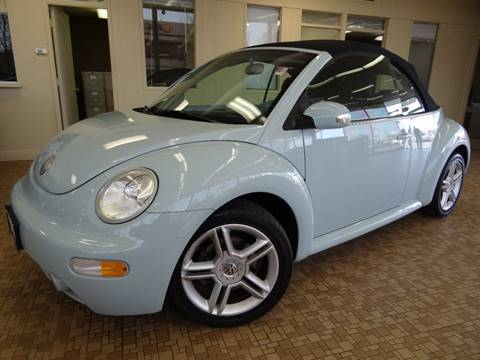 2005 Volkswagen New Beetle for sale at Redefined Auto Sales in Skokie IL