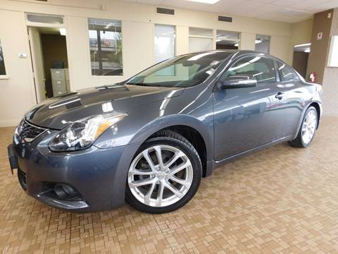 2011 Nissan Altima for sale at Redefined Auto Sales in Skokie IL