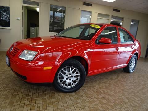 2003 Volkswagen Jetta for sale at Redefined Auto Sales in Skokie IL
