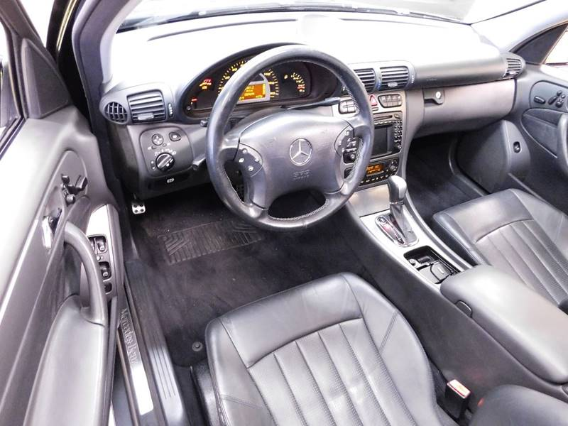 2004 Mercedes-Benz C-Class for sale at Redefined Auto Sales in Skokie IL