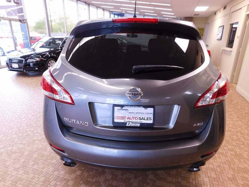 2013 Nissan Murano for sale at Redefined Auto Sales in Skokie IL
