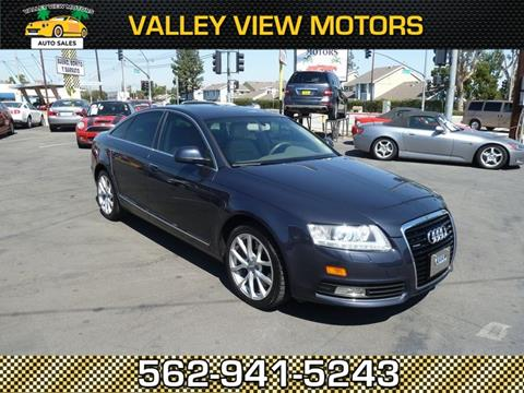 2009 Audi A6 for sale in Whittier, CA