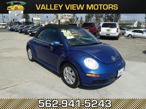 2008 Volkswagen New Beetle for sale in Whittier, CA