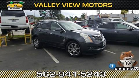 2010 Cadillac SRX for sale in Whittier, CA