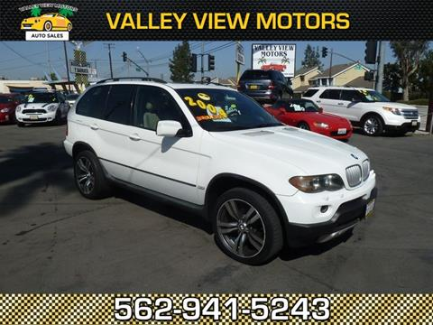 2004 BMW X5 for sale in Whittier, CA