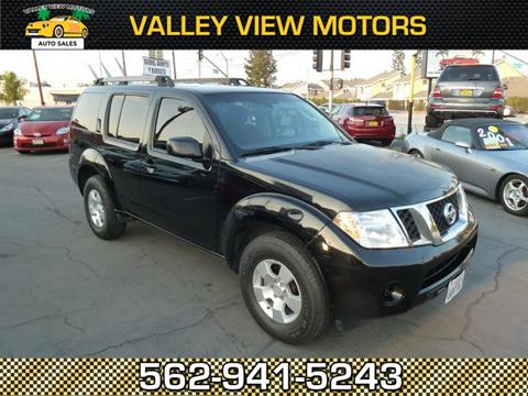2009 Nissan Pathfinder for sale in Whittier, CA