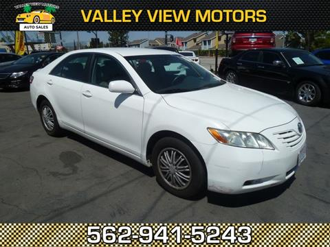 Toyota camry for sale in whittier ca for Valley view motors whittier ca