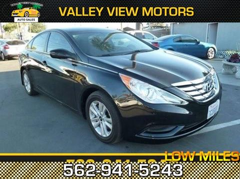 Hyundai for sale in whittier ca for Valley view motors whittier ca