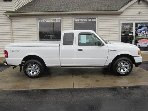 2008 Ford Ranger for sale at Portage Car & Truck Sales Inc. in Akron OH