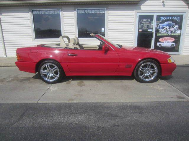 1995 Mercedes-Benz SL-Class for sale at Portage Car & Truck Sales Inc. in Akron OH