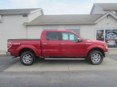 2010 Ford F-150 for sale at Portage Car & Truck Sales Inc. in Akron OH
