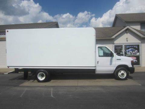 2017 Ford E-350 16' BOX for sale at Portage Car & Truck Sales Inc. in Akron OH