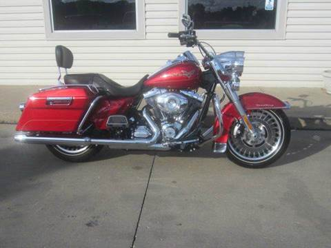 2013 Harley-Davidson Road King for sale at Portage Car & Truck Sales Inc. in Akron OH