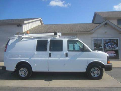 2007 Chevrolet Express Cargo for sale at Portage Car & Truck Sales Inc. in Akron OH