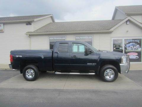 2008 Chevrolet Silverado 2500HD for sale at Portage Car & Truck Sales Inc. in Akron OH