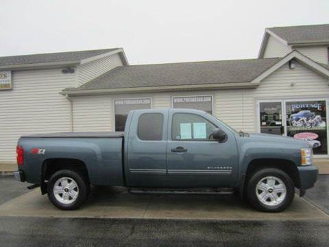 2011 Chevrolet Silverado 1500 for sale at Portage Car & Truck Sales Inc. in Akron OH