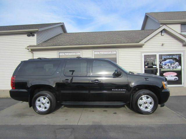 2011 Chevrolet Suburban for sale at Portage Car & Truck Sales Inc. in Akron OH
