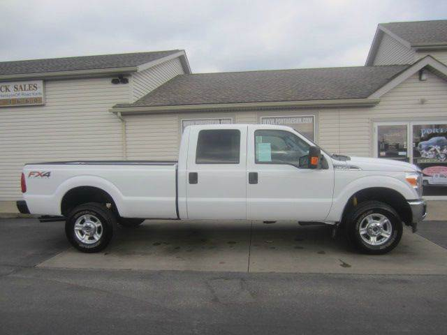 2015 Ford F-350 Super Duty for sale at Portage Car & Truck Sales Inc. in Akron OH