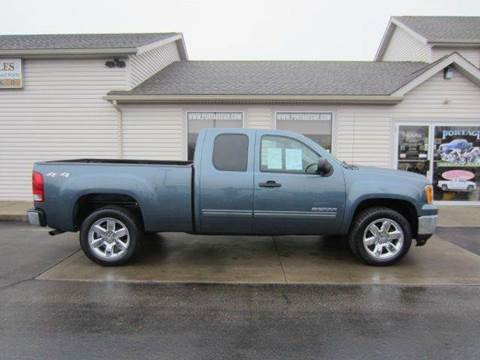 2012 GMC Sierra 1500 for sale at Portage Car & Truck Sales Inc. in Akron OH