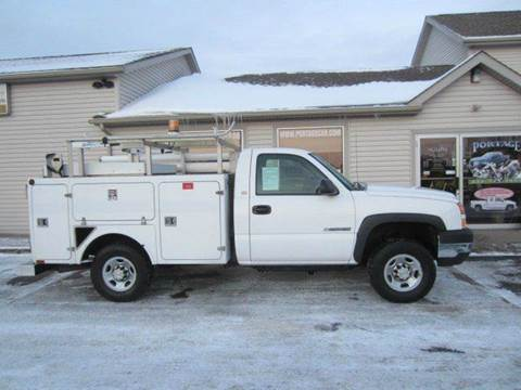 2005 Chevrolet Silverado 2500HD for sale at Portage Car & Truck Sales Inc. in Akron OH