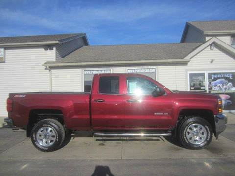 2015 Chevrolet Silverado 2500HD for sale at Portage Car & Truck Sales Inc. in Akron OH