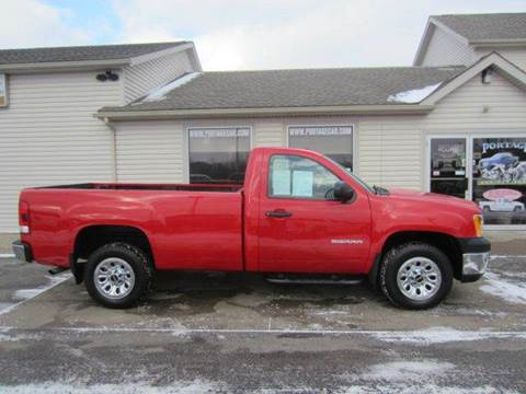 2011 GMC Sierra 1500 for sale at Portage Car & Truck Sales Inc. in Akron OH
