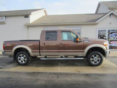 2011 Ford F-250 Super Duty for sale at Portage Car & Truck Sales Inc. in Akron OH