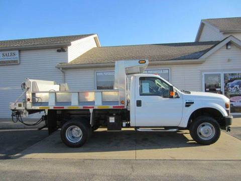 2010 Ford F-350 Super Duty for sale at Portage Car & Truck Sales Inc. in Akron OH
