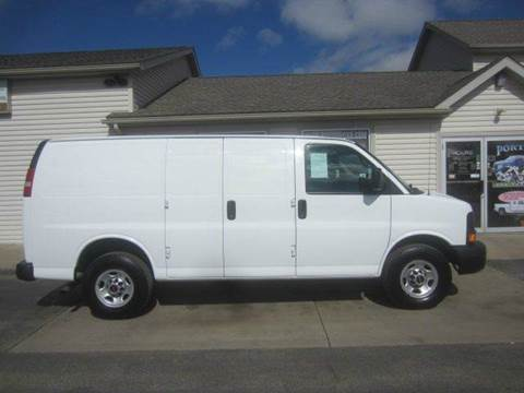2014 GMC Savana Cargo for sale at Portage Car & Truck Sales Inc. in Akron OH