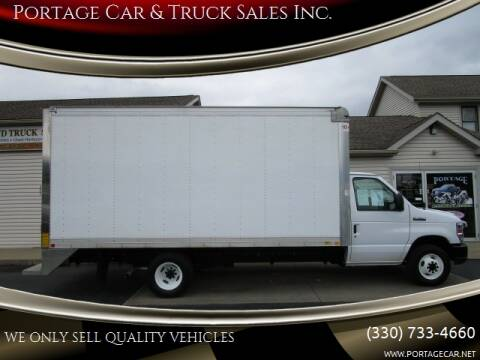Used Trucks For Sale In Ohio >> Used Box Trucks For Sale In Ohio Carsforsale Com