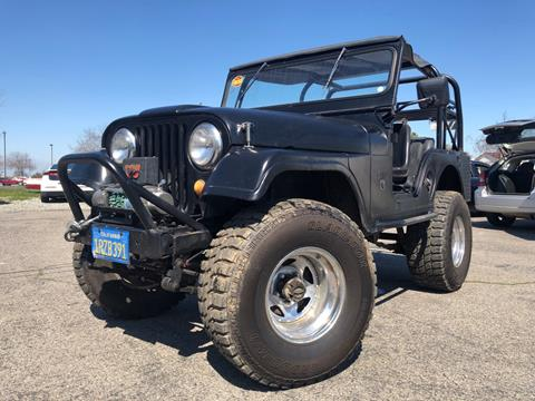 1967 Jeep CJ-5 for sale in Clovis, CA