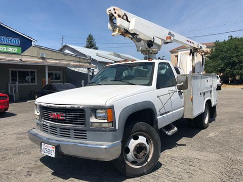 2001 GMC Sierra 3500 for sale in Clovis, CA