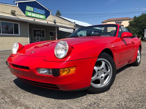 1993 Porsche 968 for sale in Clovis, CA
