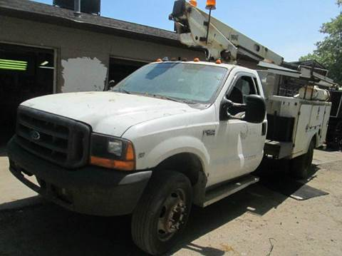 1999 Ford F-450 Super Duty for sale in Muskegon, MI