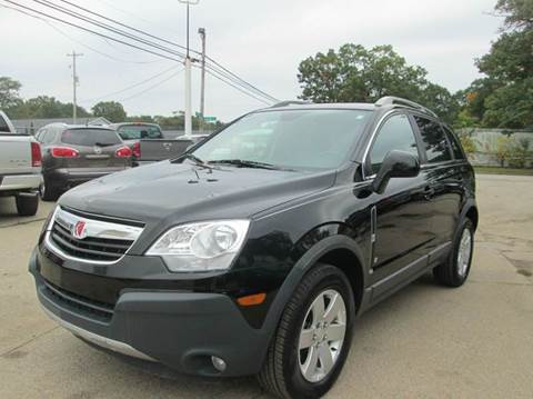 2009 saturn vue for sale in michigan. Black Bedroom Furniture Sets. Home Design Ideas