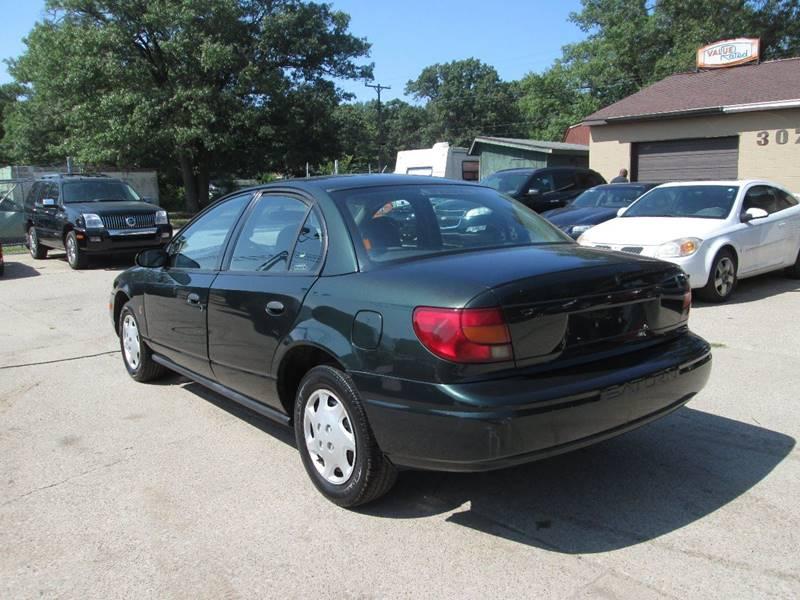 2002 Saturn S Series Sl1 4dr Sedan In Muskegon Mi Jims Auto Sales